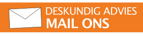 Deskundig advies, mail ons